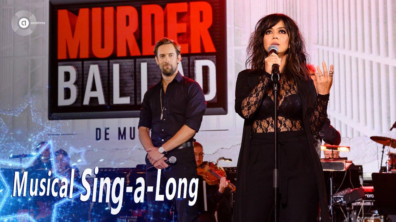 Murder Ballad Musical Sing-a-Long